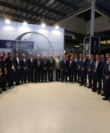 حضور شرکت ماناساز در پانزدهمین  نمایشگاه بین المللی معدن، صنایع معدنی، ماشین آلات و تجهیزات معدنی، راه سازی و صنایع وابسته