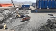 احداث کارخانه 12000 تنی شمش منیزیم غرب پارس