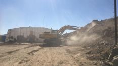 پروژه مجتمع تعمیرگاهی معدن کارآوران زرند