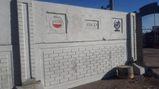 پروژه دیوار پیش ساخته فولاد سیرجان ایرانیان